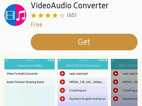 Video Audio Converter