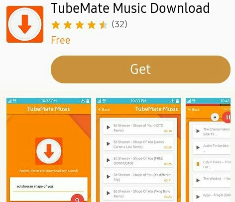 TubeMate Music Download