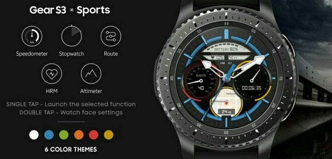 Best Gear S3 Watch Faces 2019 Best New Watchfaces For Samsung Gear S3   TizenHelp