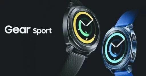 Gear Sport Apps