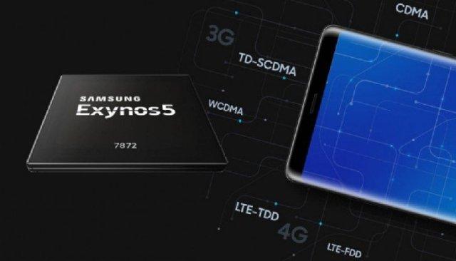 Exynos 7872 Chipset