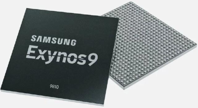 Samsung Exynos 9810 SoC