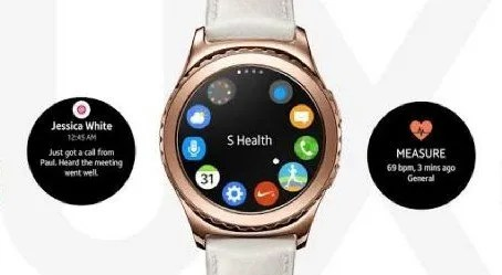 Best Gear S3 Apps