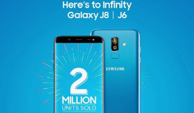 Samsung Galaxy J8 & J6