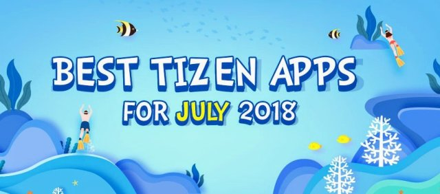 Best Tizen Apps