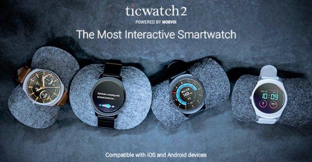 Mobvoi Ticwatch 2