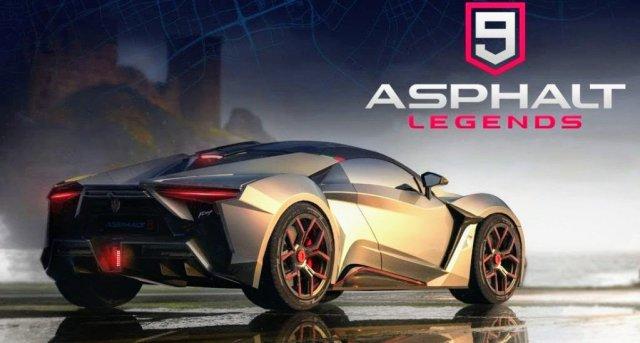 Racing Games iPhone XS