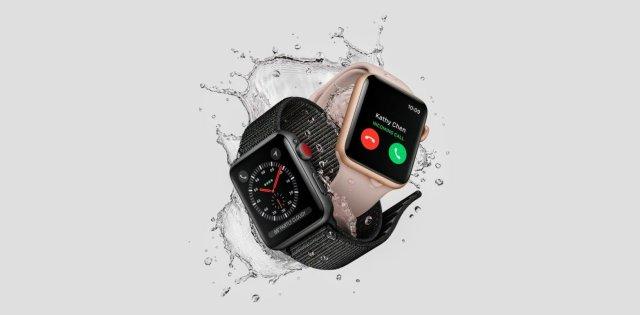 WhatsApp on Apple Watch Series 3