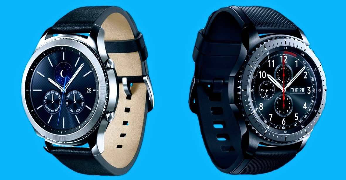 Samsung Released Value Pack Update For Gear S3 & Gear Sport