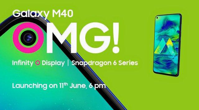 Samsung Galaxy M40