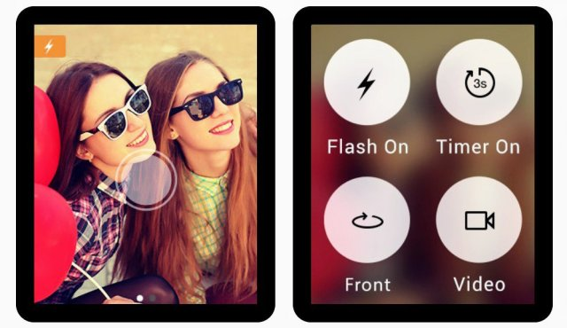 Camera Apps Apple Watch