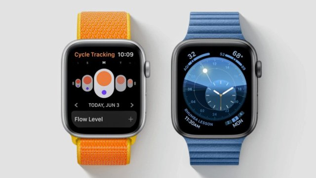 New WatchOS 6 features