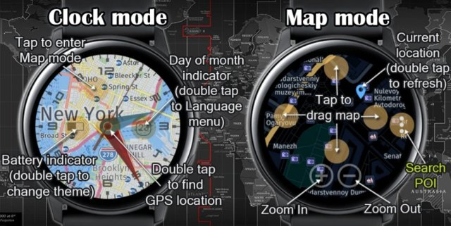 Galaxy Watch GPS Apps