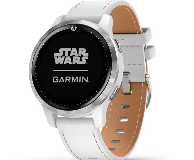 New Garmin Watch