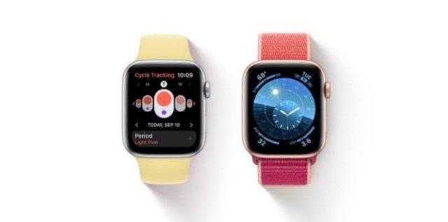WatchOS on Apple Watch