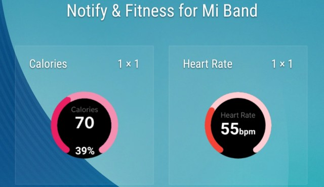 Notify & Fitness