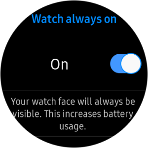 Galaxy Watch Active 2 Features