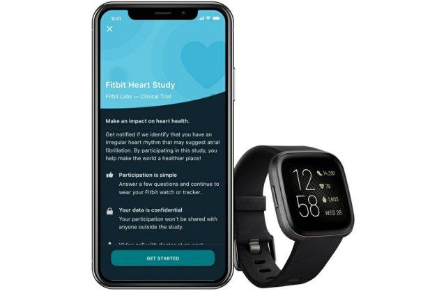 ECG on Fitbit