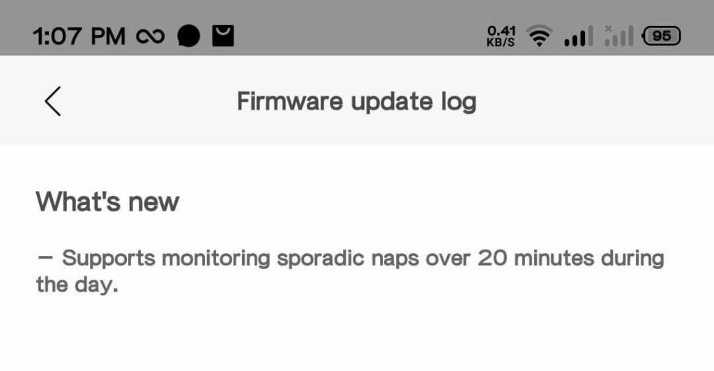 Monitoreo de siestas: La nueva actualización de Amazfit GTR y GTS