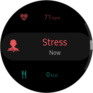 Stress & Breathing Measurement