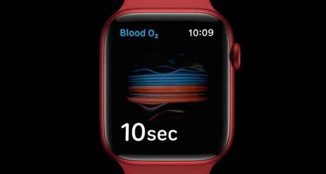 Facebook on Apple Watch Series 6