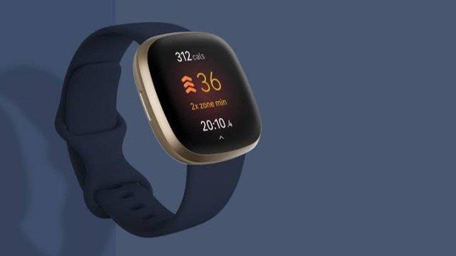SpO2 on Fitbit Sense
