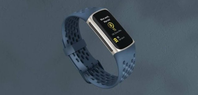 Fitbit Charge 5 with ECG
