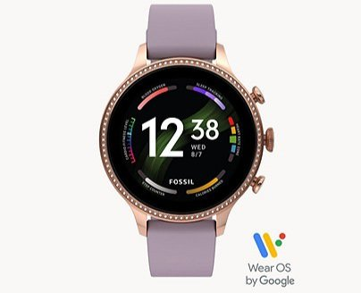 Fossil Gen 6 Launched