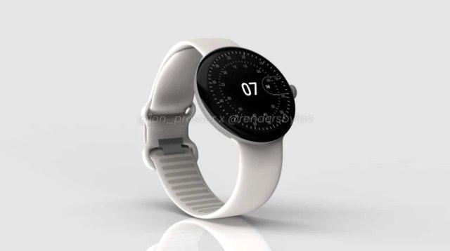 Google Pixel Watch Delayed