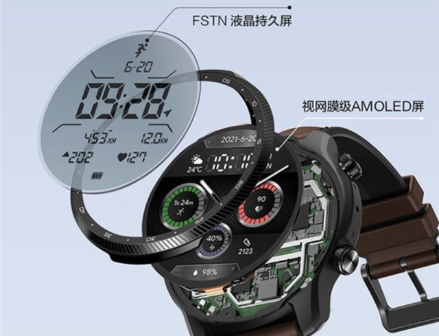 TicWatch Pro X Launched