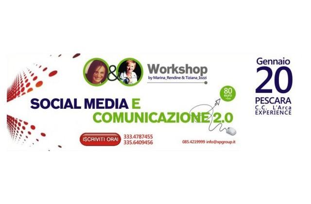Social Media e Comunicazione 2.0 – 20 gennaio 2014 – Spoltore (PE)