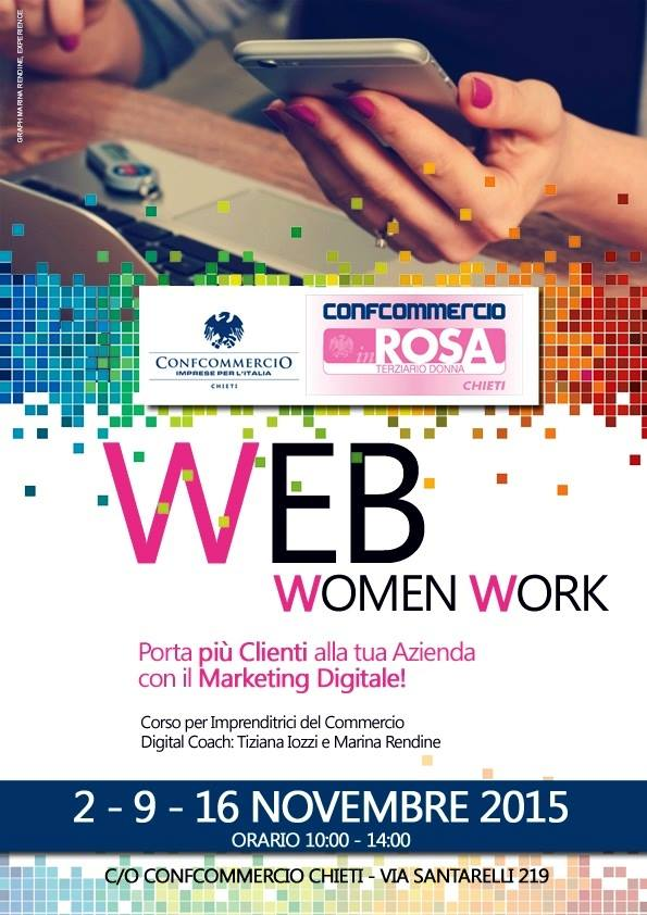 Web Women Work