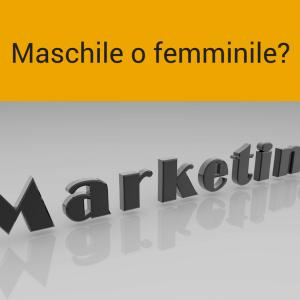 Marketing di genere