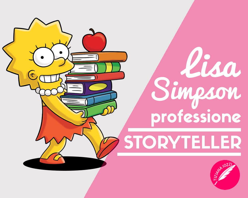 Lisa Simpsons: professione storyteller