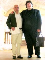 Tiziano Calcari e Giammarco Puntelli
