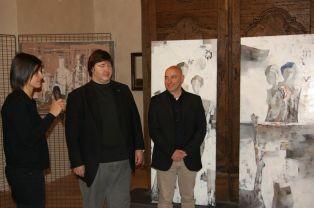Interview with Giammarco Puntelli e Tiziano Calcari