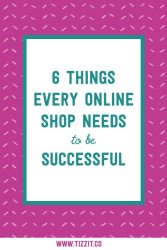 6 Things Every Online Shop Needs to be Successful