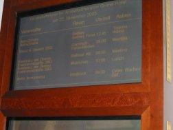 Munich Sheraton Patent Negotiations