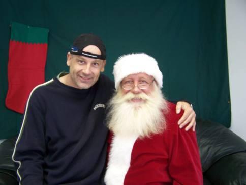 Santa Claus Freddie
