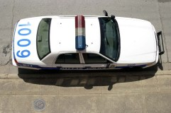 Dallas PD parked old cruisers as deterrent