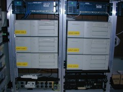 Beowulf Cluster Machines