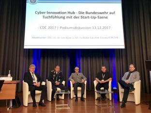 Cyber Defense Conference in Bonn - 13 DEC 2017