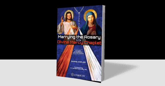 Marrying the Rosary to the Divine Mercy Chaplet, My Interview with Shane Kapler