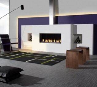 Faber haarden: Relaxed Premium L