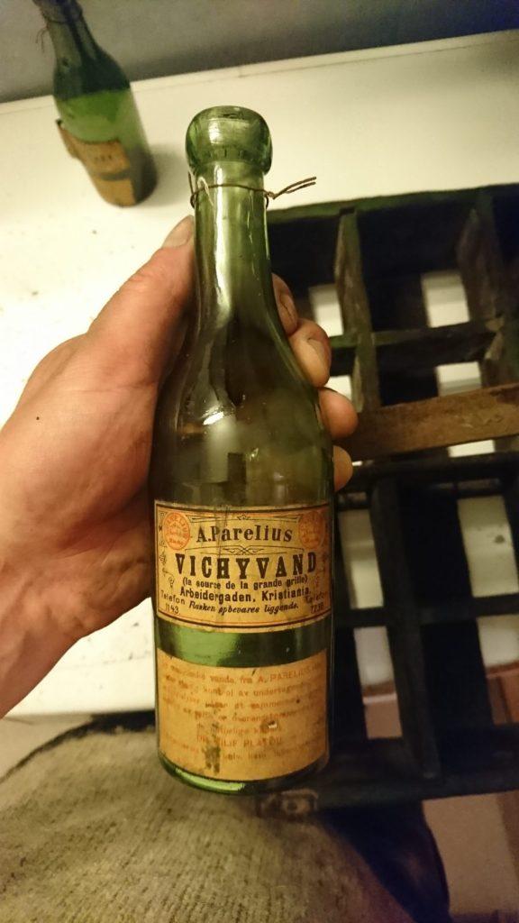Flasken fra Baglerstredet