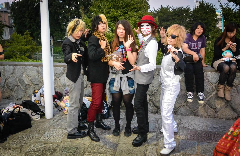 cosplay japan