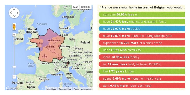frankrijk vs belgie