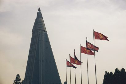 noord koreaanse architectuur