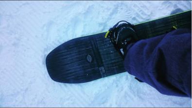 bullwhip500 decathlon snowboard