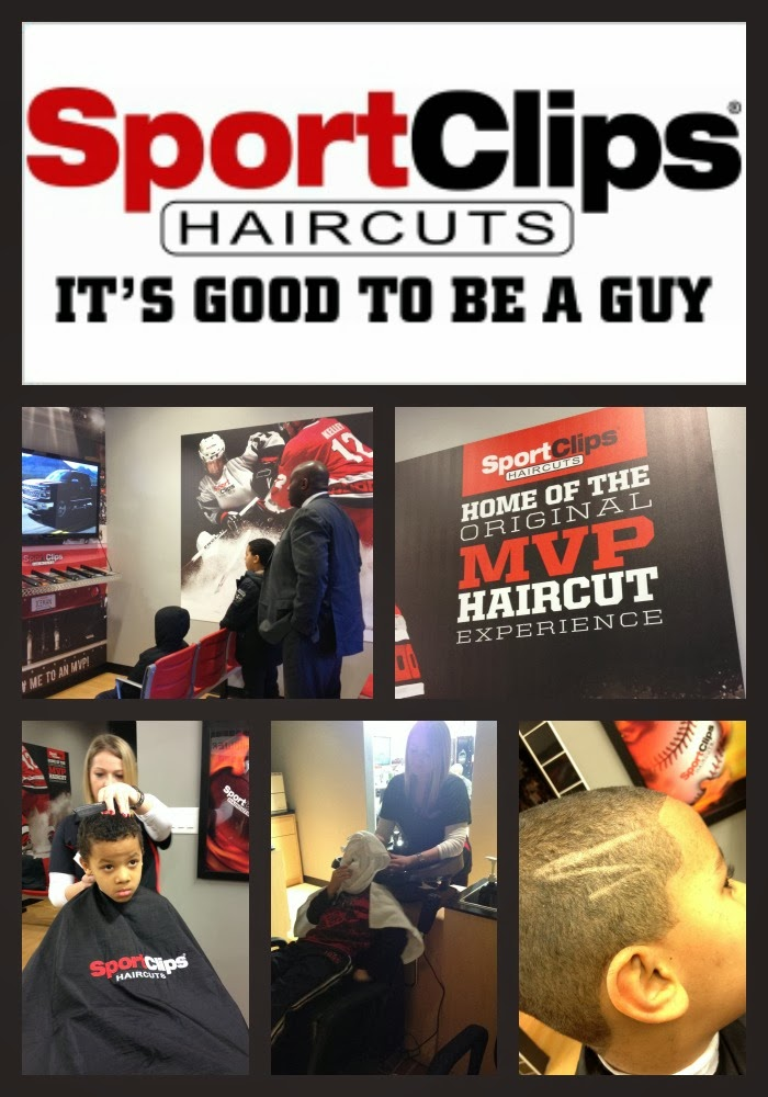 Where Do Cool Big Kids Go For Haircuts In Richmond Hill